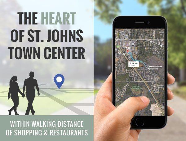 The Heart of St Johns Town Center